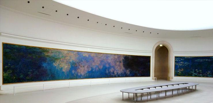 Musée de l'Orangerie • Les Nymphéas